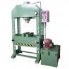 China Fast Speed Hydraulic Metal Press Machine Servo Motor For Processing Plastic Materials wholesale