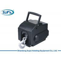 China Boat Electric Winch Hoist Corrosion Resistant Casing With Permanent Magnet Motor wholesale