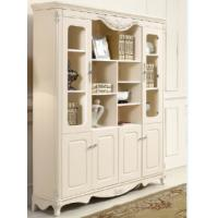 China luxury French style wood home office filing cabinet wholesale