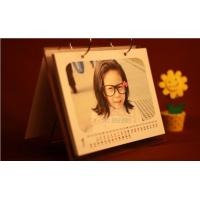 China 6mm 3mm Acrylic Desk Calendar Stand Color Appearance With Characteristic wholesale