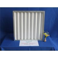 China G4 Washable Metal Mesh Air Filters / Pleated Panel Air Filter For Air Contional wholesale