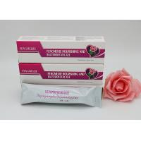 Antibacterial Vaginal Lubricant Gel , Herb Extract Vaginal Tightening Gel For for sale