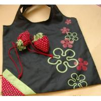 China polyester foldable shopping  bags wholesale