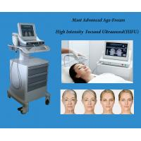 China High Intensity Focused Ultrasound face lifting wrinkle removal skin care HIFU machine wholesale