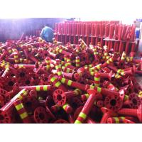 Quality Factory Direct TPU Flexible Highway Warning Bollard 450mm 750mm 1000mm Rebound for sale