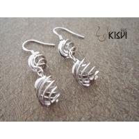 China Fashion Jewelry 925 Sterling Silver Earring W-AS1183 wholesale