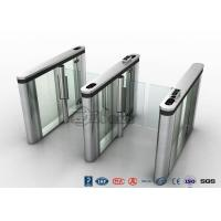 China Speedgate Turnstile Barrier Gate Revolving Doors Access Control System Pedestrian Entry Barriers wholesale
