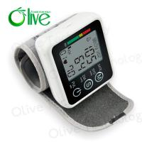 China 2015 the best selling wrist blood pressure monitor wholesale