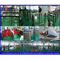 Bar Code Ticketing System Access Control Tripod Turnstile Gate of 304 stainless steel