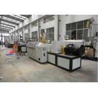 China PVC Foam Board Machine  / WPC Board Production Line For Building Templates wholesale