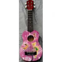 Quality Professional Cute 21 Inch Disney Land Hawaii Guitar Ukulele Nato Neck Guitar for sale