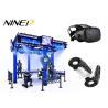 China Multiplayer VR Shooting Platform , 9D Virtual Reality Shooting Simulator wholesale