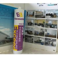 China Fireproof Weatherproof Silicone Sealant Neutral Curing Cartridge wholesale