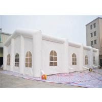China Movable Inflatable Medical Tent Large Size For Emergency Situation wholesale