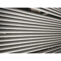 China Stainless Steel Heat Exchanger Boiler Tube ASTM A213 TP304 / 304L Pickled&Annealed 100% HT 100% ET wholesale