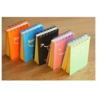 China cheap bulk paper cover exercise spiral notebook a5 / school supplies wholesale