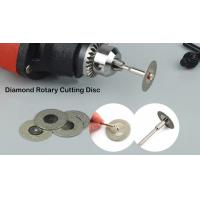 China Diamond Rotary Cutting Disc,Cutting Disc Diamond Saw Blade Rotary Wheel wholesale