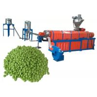 Decorative Twin Screw Plastic Extruder Machine For Filler Masterbatch