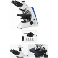 6V30W Laboratory Biological Microscope Wide Field Eyepiece Comfortable For Observation