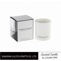 China Great Smelling Holiday Scented Candles , Multi Colored Handmade Soy Wax Candles wholesale