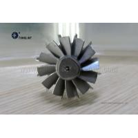 Buy cheap GT25 GT2556S 434714-0013  Turbo Turbine Wheel , Turbine Shaft Rotor for Turbocharger 711736-0029 from wholesalers