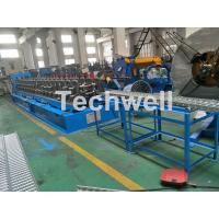 China 15 KW Tray Cable Cold Roll Forming Machine With 18 Stations Forming Roller Stand wholesale