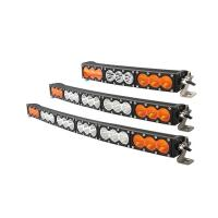 China Hanka Superior Quality Single Row 10W CREE Curved Version IP67 Off Road Led Light Bar For Car wholesale