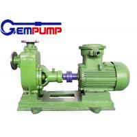 China ISO9001 Self Priming Centrifugal Pump , CYZ-A self priming oil pump wholesale
