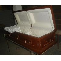 China Rental Casket Insert 5Ply Corrugated Cardboard Coffins for Green Care wholesale