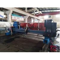 China Flame Metal CNC Cutting Machine , THC Automated Industrial Plasma Cutter wholesale