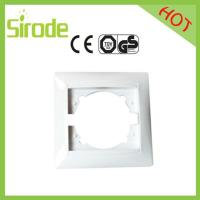 China 1 Gang Switch Socket Frame Modern Design wholesale