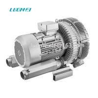 China high pressure side channel blower for vacuum conveying system wholesale