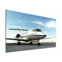 "China 1.7mm Bezel 46"" Seamless Video Wall Display System For Movie Advertising wholesale"