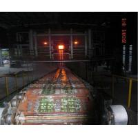 China Sodium Silicate Production Line Chain Plate Molding and Cooling Conveyor Machine wholesale