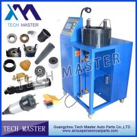 China 4KW Touch Screen Hydraulic Hose Crimping Machine 20MM-175MM Crimping rang wholesale
