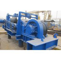 China JMM Type Friction Electric Winch For Construction Hoisting And Dragging Materials wholesale