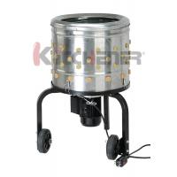 Buy cheap Poultry Plucker Machine 800W 280RPM 120V Electric Chicken Plucker Stainless Steel from wholesalers