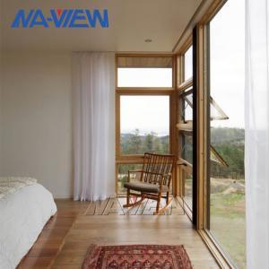 China New Custom Aluminium Latest Energy Saving Sashless Double Hung Windows wholesale