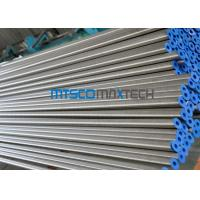 China ASTM A213 / ASME SA213 Size 1 / 4 Inch Stainless Steel Seamless Tubing For Transportation wholesale