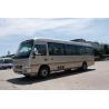 China Front Engine Coaster Minibus Sightseeing Passenger Vehicle 410Nm /1500rpm Torque wholesale