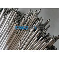 China 1.4462 / 1.4410 Seamless Duplex Stainless Steel Pipe Oil / Fluid Cold Drawn Tube wholesale
