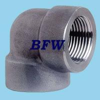China FORGED HIGH PRESSURE CARBON STEEL FITTING THREADED wholesale