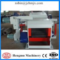 China Used electric automatic simple and operating easily wood electric wood chipper shredder wholesale