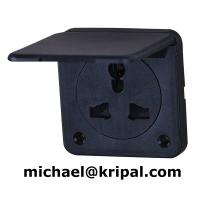 China Electrical power socket outlet adapter on sale