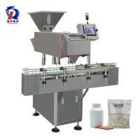 China RQ-DSL-8 Automatic Electronic Tablet / Capsule Counting Bottling Machine wholesale