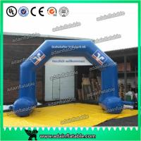 China High Quality Event Decoration Inflatable Archway Inflatable Finish Arch wholesale