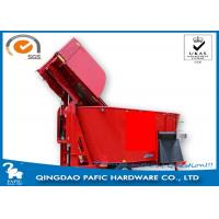 China Tulip Vertical Fodder Cutted and Mixed Machine as  Multilift System Raising Shovel Device wholesale