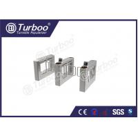 China Durable Pedestrian Barrier Gate Automatic Bidirectional Face Identification wholesale