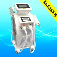 China 3 in 1 elight ipl rf beauty equipment with OEM demands wholesale