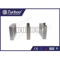 China Mechanical Swing Speed Gate Turnstile Full Automatic Access Control Turnstiles wholesale